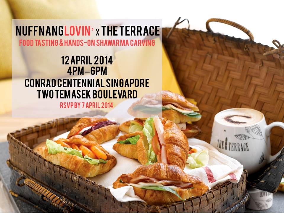Nuffnang singapore asia pacific s first blog advertising for The terrace top date